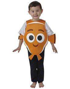 Fato de Nemo, À Procura de Dory infantil